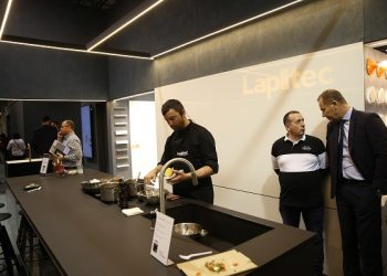 Lapitec-Espacio cocina SICI