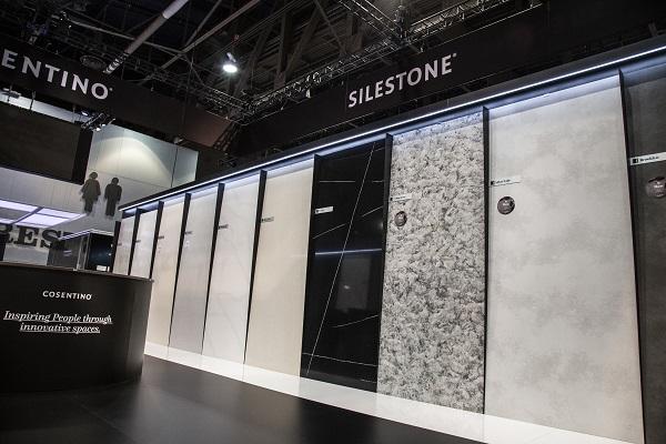Silestone en KBIS 2019 (baja)