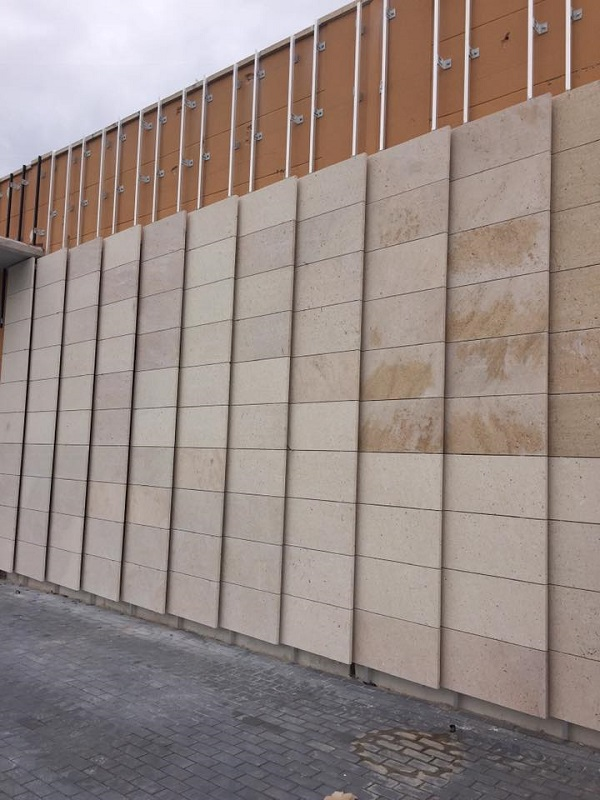 fachada ventilada favemur