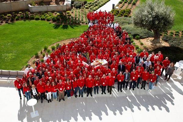 C100 Iberia Foto grupo