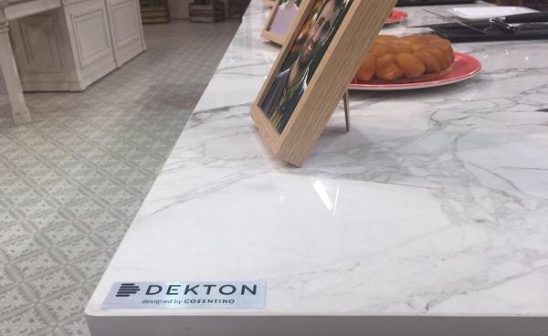 Dekton Bergen en Bake Off España 2