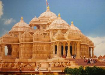 templo hindu -abu dabi