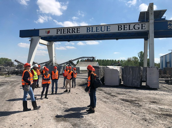 pierre blue belge