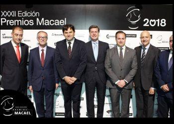 Foto Premios Macael 2018