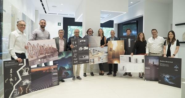Foto jurado y carteles ganadores CDC13