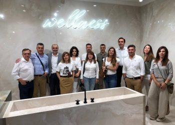 Viaje comerciales Cupa Stone a SapienStone y Lapitec(6)