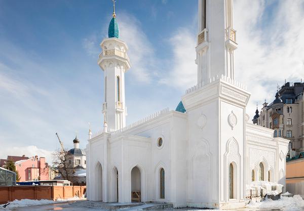 mezquita marmol