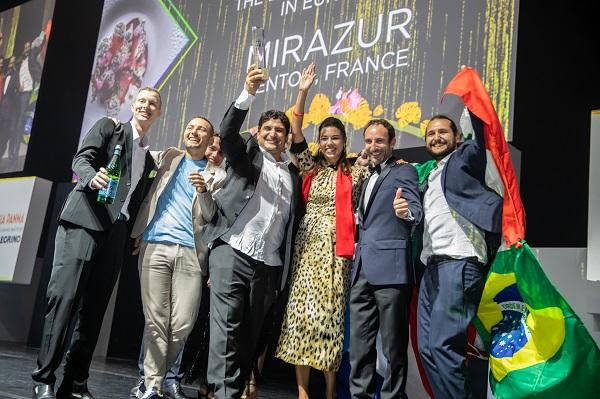 Mirazur_Best Restaurant 2019 _ award_ceremony