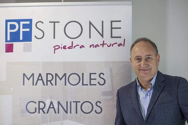 Antonio Fernandez Director general Pefersa