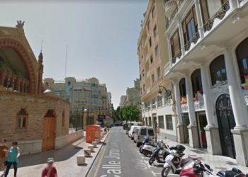 calle juan valencia