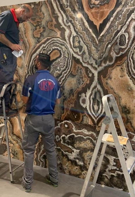 instalacion piedra-marmoles luismar