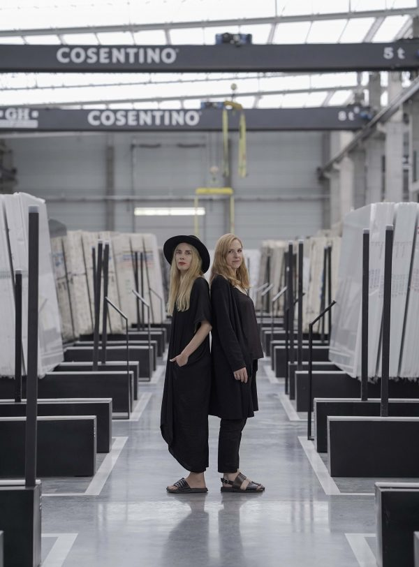 PATTERNITY at the Cosentino factory in Almeria. Image Credit - Alberto Rojas (baja)