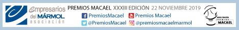 PREMIOS MACAEL XXXIII BANNER 468x60px