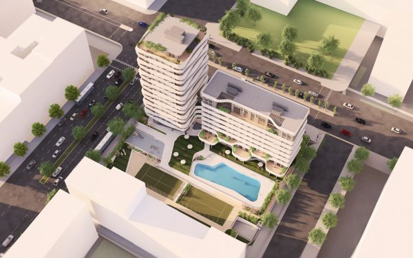 residencial becrux