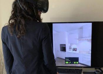realidad virtual cocina