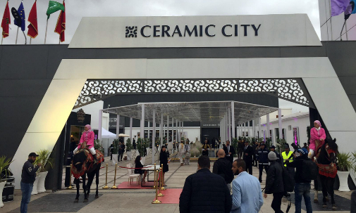 ceramic city