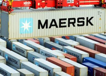 maersk china