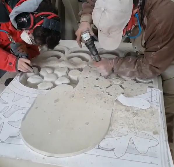 talla piedra