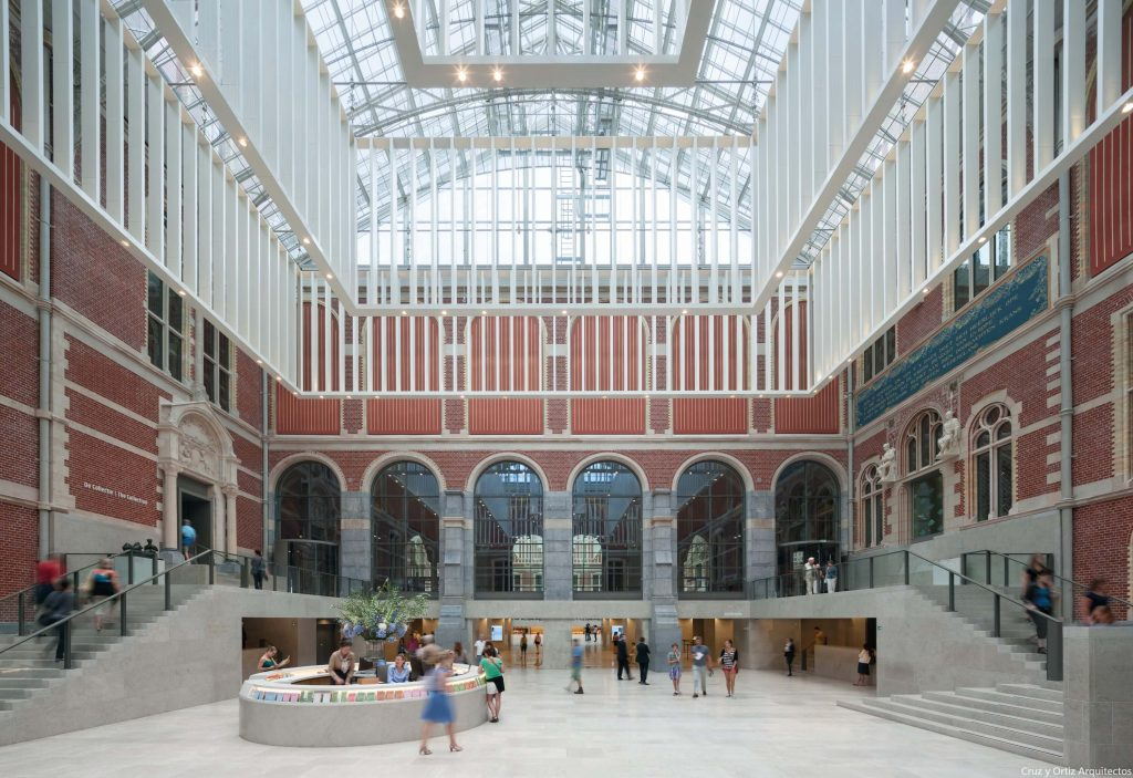 Rijksmuseum Renovation_Cruz y Ortiz