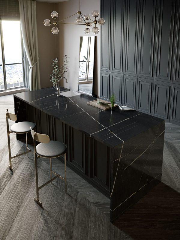 Silestone Kitchen - Et. Noir