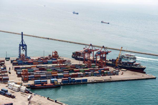 puerto en turquia