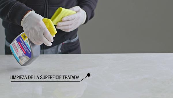 11 limpieza superficie tratada
