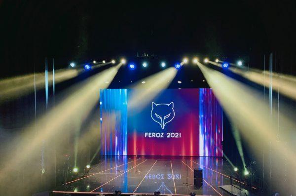 Silestone_Suelo Escenario Premios Feroz 2021
