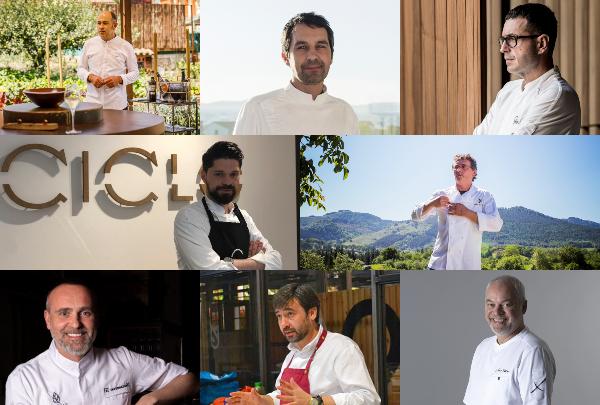 Premio Cocinero del Año _ Madrid Fusion 2021 _ Patrocinador Silestone by Cosentino
