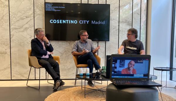 Comersatorio _ Cosentino _ MUgaritz _ Cosentino City Madrid (3)