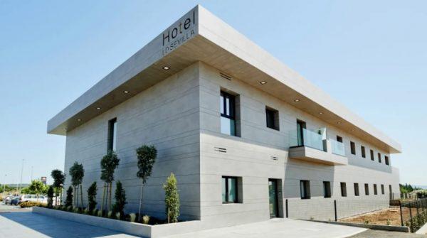hotel LD SEvilla-Dekton