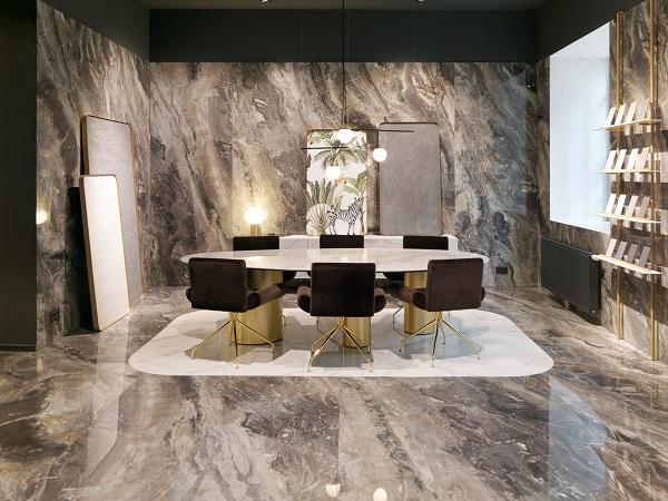 FAB  Fiandre Architectural Bureau    brand showroom      Wien 05