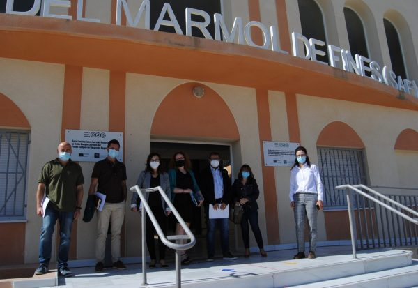 Escuela Marmol