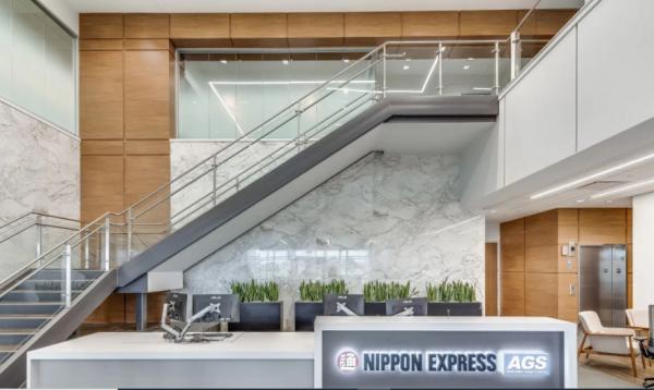 oficinas nippon.dekton