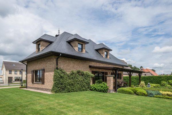 tejado pizarra-Maison Jagersweg-9